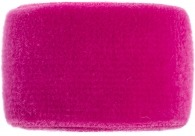 Girls raspberry pink velvet band