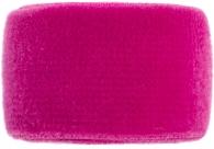 Raspberry pink Velvet band