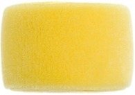 girls yellow velvet bracelet