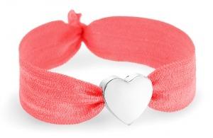 personalised tangerine bracelet