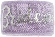 Bridesmaid lavender band