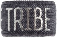 bride tribe charcoal grey band
