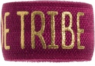 bride tribe berry red band