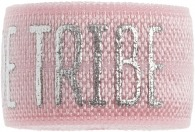 bride tribe soft pink band