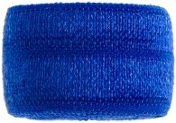 Cobalt blue elastic