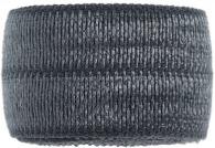Charcoal grey elastic