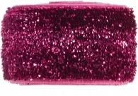 pink glitter band
