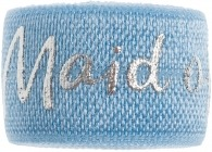 maid of honor soft blue band