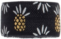 Black and gold Pineapple band