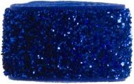 girls blue glitter bracelet